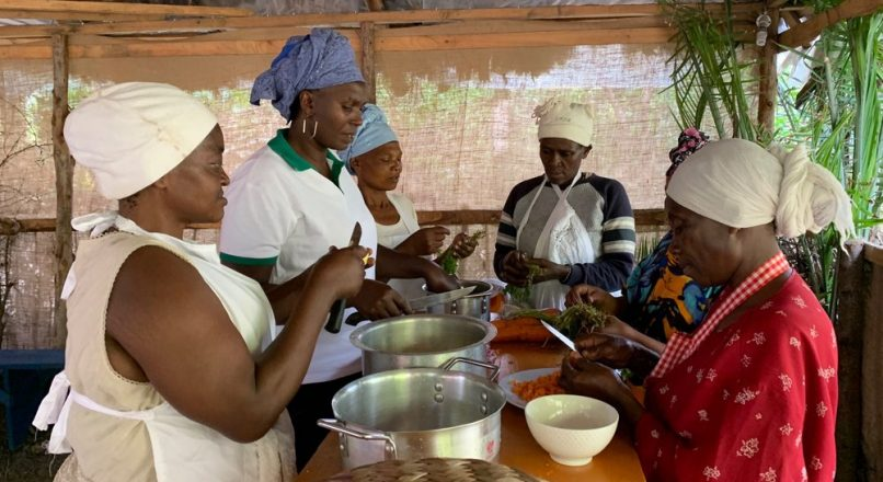 Meals and Transport for our Tanzania Volunteers